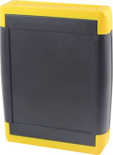 Hand-Gehäuse 100 x 80 x 20 ABS Schwarz Axxatronic CHH641NBK 1 St.