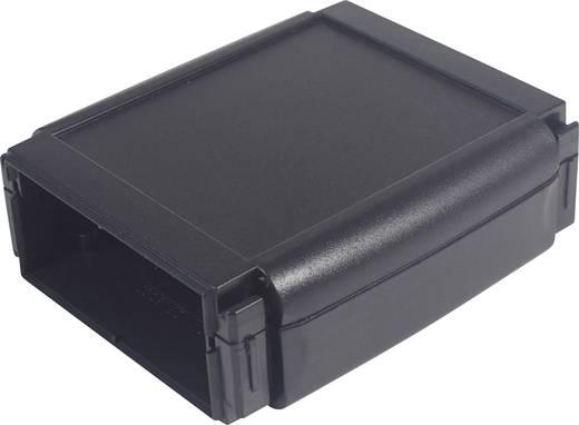 Hand-Gehäuse 100 x 80 x 30 ABS Schwarz Axxatronic CHH642BBK 1 St.