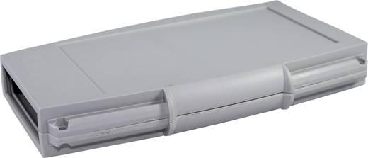 Hand-Gehäuse 185 x 110 x 25 ABS Licht-Grau Axxatronic CHH663NGY 1 St.