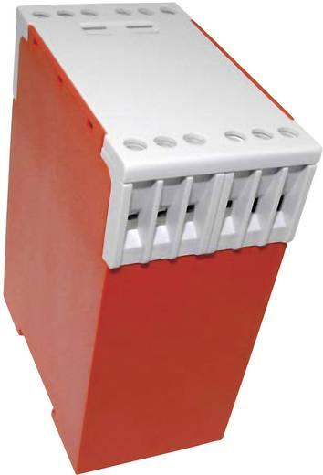 Hutschienen-Gehäuse 74 x 45 x 99 Polyamid 66 Rot Axxatronic CCH12 1 St.