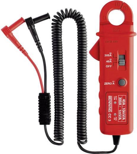 Benning CC 3 Stromzangenadapter Messbereich A/AC (Bereich): 1 - 300 A Messbereich A/DC (Bereich): 1 - 300 A Kalibriert