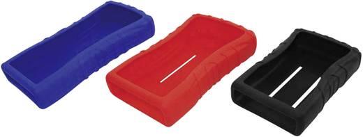 Schutzabdeckung (L x B x H) 117.5 x 72.5 x 25.5 mm Silikon Blau Axxatronic CHH451BBL 1 St.