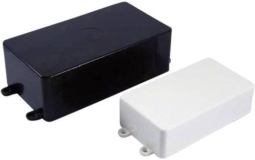 Universal-Gehäuse 100 x 50 x 25 ABS Schwarz Axxatronic BIM2002/12-BLK/BLK 1 St.