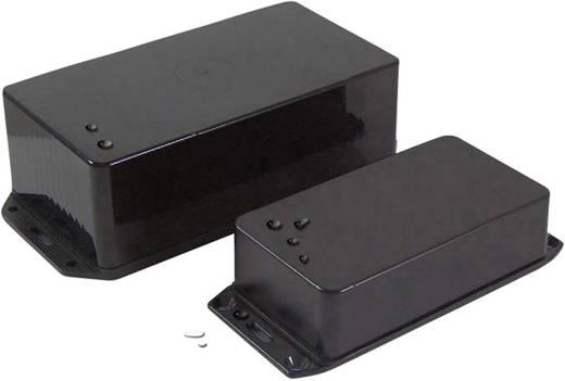 Universal-Gehäuse 210 x 112 x 61 ABS Schwarz Axxatronic BIM2006/IP-BLK 1 St.