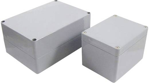 Axxatronic 7300-366 Installations-Gehäuse 82 x 80 x 55 ABS Licht-Grau 1 St.