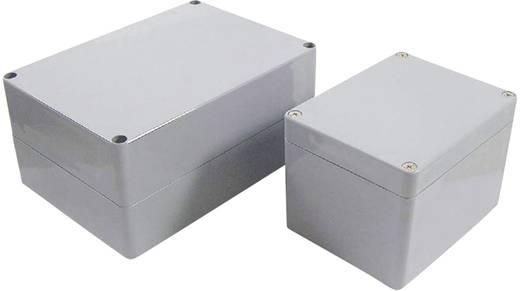 Installations-Gehäuse 160 x 160 x 90 ABS Licht-Grau Axxatronic 7300-399 1 St.