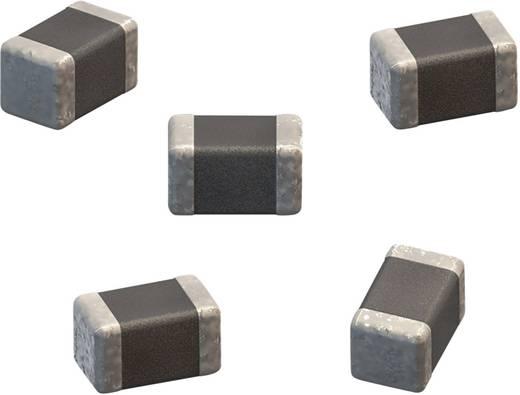 Keramik-Kondensator 0603 100 pF 50 V 10 % (L x B x H) 1.6 x 0.8 x 0.8 mm Würth Elektronik WCAP-CSGP 885012206077 1 St.