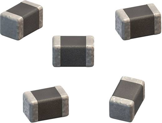 Keramik-Kondensator 1206 100 pF 16 V 5 % (L x B x H) 0.8 x 3.2 x 1.6 mm Würth Elektronik WCAP-CSGP 885012008012 1 St.