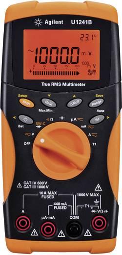 Hand-Multimeter digital Keysight Technologies U1241B Kalibriert nach: ISO CAT III 1000 V, CAT IV 600 V Anzeige (Counts)