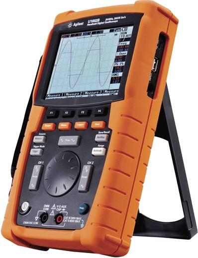 Hand-Oszilloskop (Scope-Meter) Keysight Technologies U1602B-001 20 MHz 2-Kanal 100 MSa/s 125 kpts 8 Bit Kalibriert nach