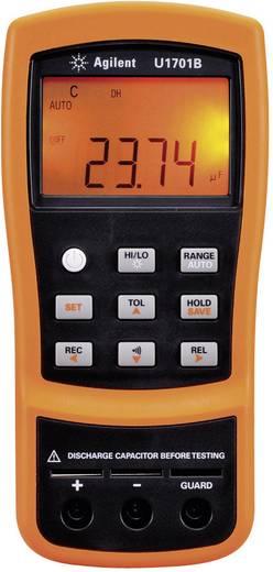 Keysight Technologies U1701B Komponententester digital Kalibriert nach: ISO CAT I Anzeige (Counts): 11000