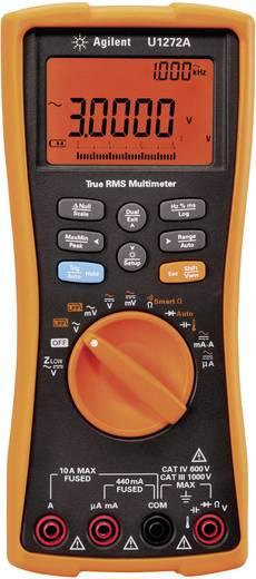 Hand-Multimeter digital Keysight Technologies U1272A Kalibriert nach: ISO Datenlogger CAT III 1000 V, CAT IV 600 V Anzei