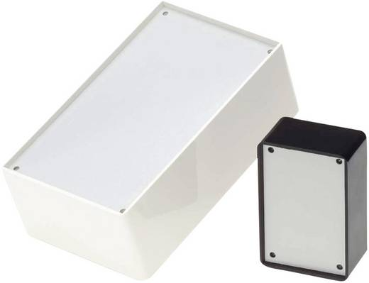 Axxatronic BIM4005-BLK/PG Universal-Gehäuse 161 x 96 x 59 ABS Schwarz 1 St.
