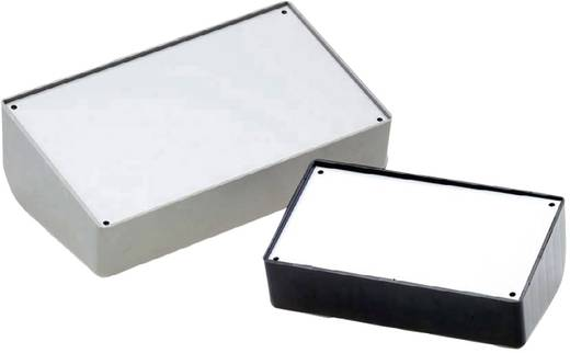 Pult-Gehäuse 130 x 215 x 72 ABS Licht-Grau Axxatronic BIM1006-GY/PG 1 St.