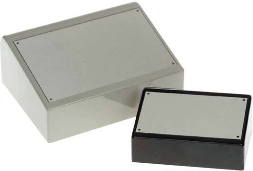 Pult-Gehäuse 127 x 170 x 70 ABS Schwarz Axxatronic BIM8005-BLK/PG 1 St.