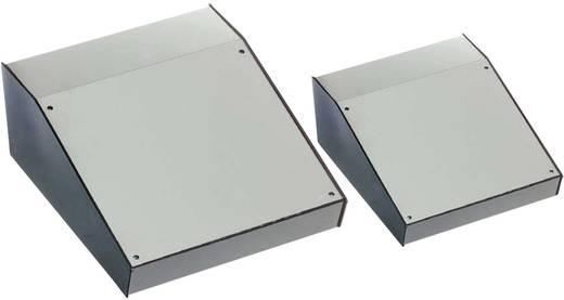 Pult-Gehäuse 214 x 170 x 82 ABS Licht-Grau Axxatronic BIM6007-GY/PG 1 St.