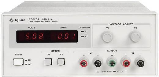 Labornetzgerät, einstellbar Keysight Technologies E3620A 0 - 25 V/DC 0 - 1 A 50 W Anzahl Ausgänge 2 x