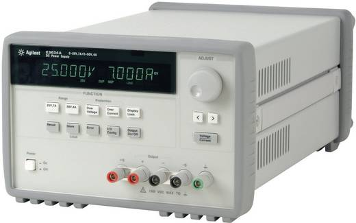 Labornetzgerät, einstellbar Keysight Technologies E3634A 0 - 25 V/DC 0 - 7 A 200 W Anzahl Ausgänge 2 x Kalibriert nach