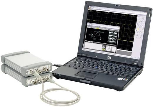 Keysight Technologies U2701A USB-Oszilloskop 100 MHz 2-Kanal 500 MSa/s 16 Mpts 8 Bit Digital-Speicher (DSO)