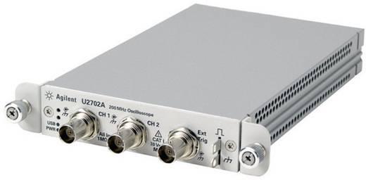 Oszilloskop-Vorsatz Keysight Technologies U2702A 200 MHz 2-Kanal 500 MSa/s 16 Mpts 8 Bit Digital-Speicher (DSO)