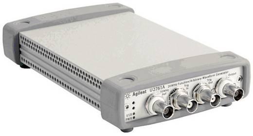 Keysight Technologies U2761A Funktionsgenerator netzbetrieben 1 µHz - 20 MHz 1-Kanal Sinus, Rechteck, Dreieck, Arbiträr