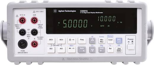 Tisch-Multimeter digital Keysight Technologies U3401A Kalibriert nach: ISO CAT II 300 V Anzeige (Counts): 50000