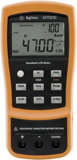 Komponententester digital Keysight Technologies U1731C Kalibriert nach: ISO CAT I Anzeige (Counts): 20000