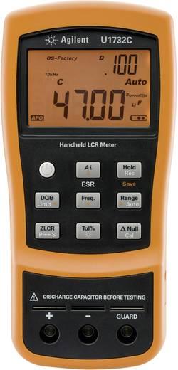 Keysight Technologies U1732C Komponententester digital Kalibriert nach: ISO CAT I Anzeige (Counts): 20000