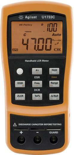 Keysight Technologies U1733C Komponententester digital Kalibriert nach: ISO CAT I Anzeige (Counts): 20000