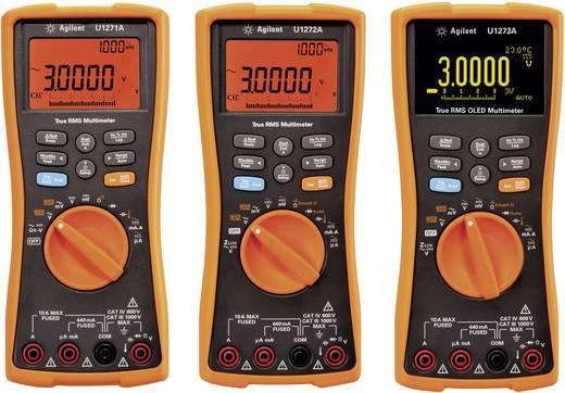 Hand-Multimeter digital Keysight Technologies U1273A Kalibriert nach: DAkkS Datenlogger, OLED-Display CAT III 1000 V, CA
