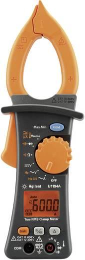 Stromzange, Hand-Multimeter digital Keysight Technologies U1194A Kalibriert nach: ISO CAT III 600 V, CAT IV 300 V Anzei