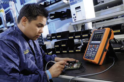 Hand-Oszilloskop (Scope-Meter) Keysight Technologies U1620A 200 MHz 2-Kanal 1 GSa/s 1 Mpts 8 Bit Digital-Speicher (DSO)