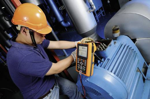 Hand-Oszilloskop (Scope-Meter) Keysight Technologies U1620A 200 MHz 2-Kanal 1 GSa/s 1 Mpts 8 Bit Kalibriert nach DAkkS D