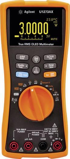 Keysight Technologies U1273AX Hand-Multimeter digital Kalibriert nach: DAkkS Datenlogger, OLED-Display CAT III 1000 V, C