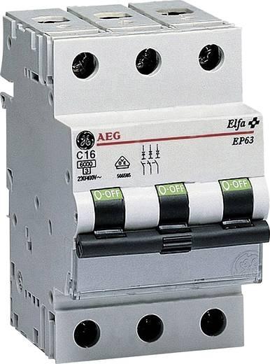 Leitungsschutzschalter 3polig 16 A General Electric 566599