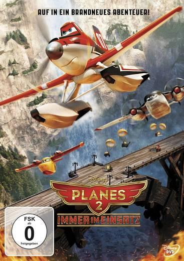 DVD Planes 2 - Immer im Einsatz FSK: 0