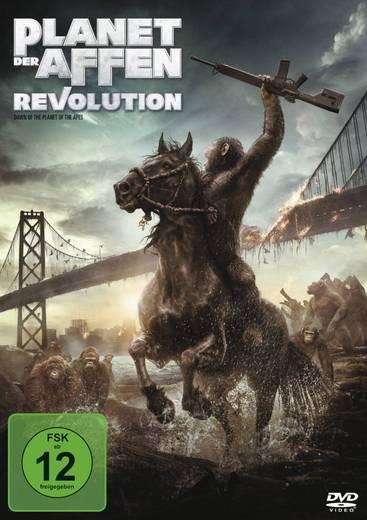 DVD Planet der Affen - Revolution FSK: 12