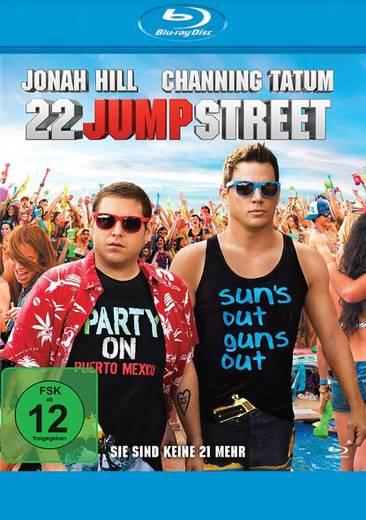 blu-ray 22 Jump Street FSK: 12