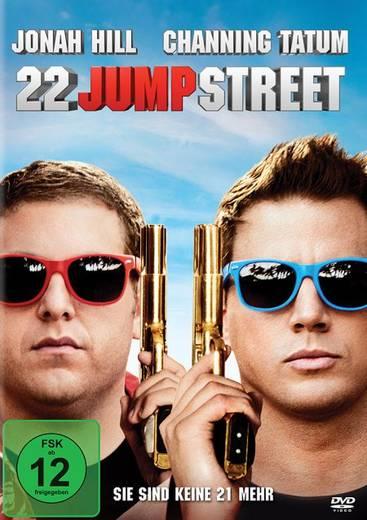 DVD 22 Jump Street FSK: 12
