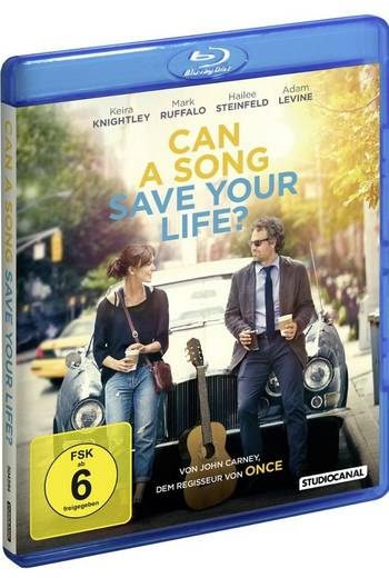 blu-ray Can A Song Save Your Life? FSK: 6