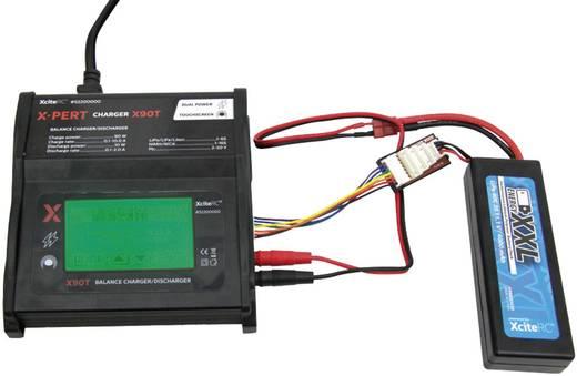 Modellbau-Multifunktionsladegerät 12 V, 230 V 10 A XciteRC X-PERT Charger X90 Touch