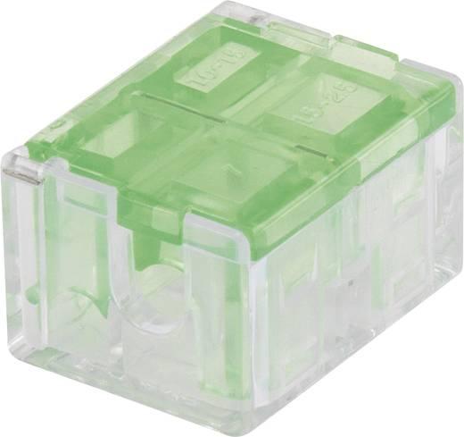 Einzeladerverbinder flexibel: 1-2.5 mm² starr: 1-2.5 mm² Polzahl: 3 1282784 1 St. Grün