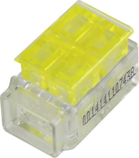 Einzeladerverbinder flexibel: 1.5-2.5 mm² starr: 1.5-2.5 mm² Polzahl: 3 1282792 1 St. Gelb