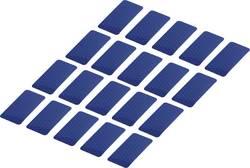 Reflexní lepicí pásky RTS25/50-BL, 50 mm x 25 mm, 20 ks, modrá