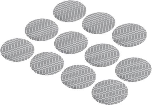 Klebepunkte Conrad Components RTS Silber (Ø) 40 mm Inhalt: 11 St.