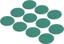 Reflexní lepicí kolečka RTS40-GN, Ø 40, 11 ks, zelená