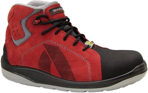 Sicherheitsstiefel S3 Größe: 47 Rot, Schwarz Giasco Fashion 2155 1 Paar