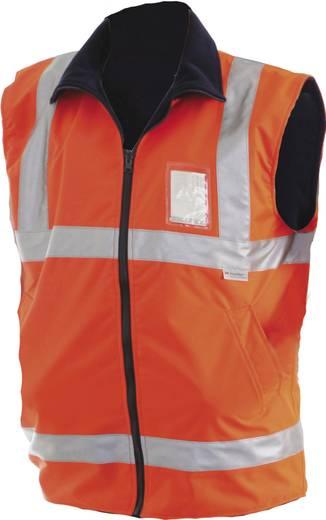 ELDEE 40995 Warnweste Baula Größe=L Leucht-Orange, Navy