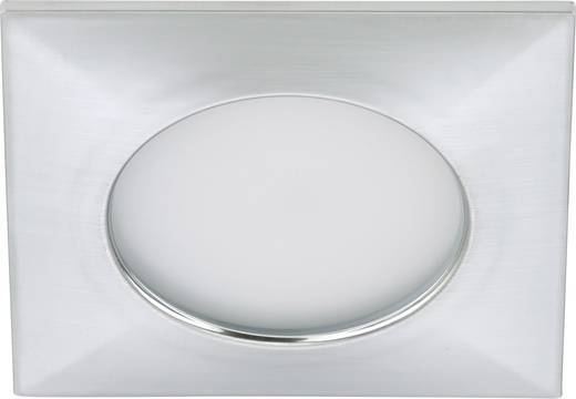 LED-Bad-Einbauleuchte 10.5 W Warm-Weiß Briloner 7207-019 Aluminium