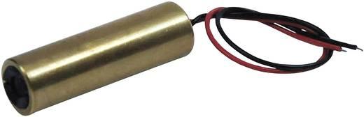 Lasermodul Punkt Rot 1 mW Picotronic DB650-1-3-FA(14x45)